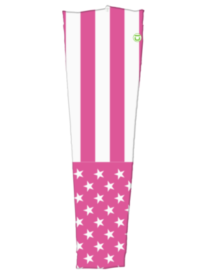 Shop Pink American Flag Arm Sleeve